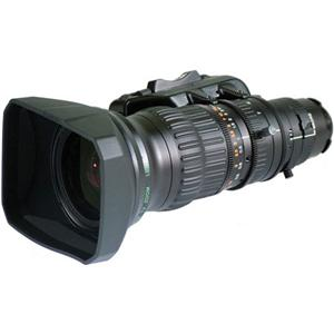フジノン/Fujinon 13:1 Wide Angle PRO-HD Zoom Lens for the JVC GY-HD100U 3-CCD Professional HDV Camcorder./レンズ/Lens/カメラ/camera/アクセサリー JVTH13X35BRM