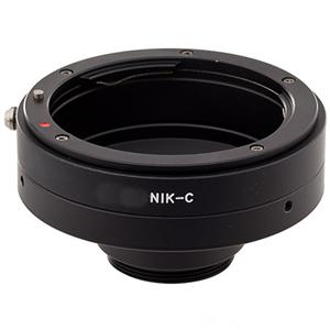 アドラマ/Adorama ADCMNK Video C Mount for Nikon Lenses ADCMNK/レンズ/Lens/カメラ/camera/アクセサリー PROLACNKF