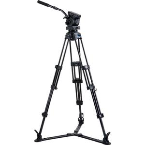 Acebil 3-Section Video Tripod with Ground Spreader & Pan/Tilt Head PE-82GX/三脚/カメラ/camera/アクセサリー ABIPE82GX