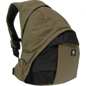 Crumpler クランプラー カメラバッグ Sinking Barge Deluxe Backpack Beech Black