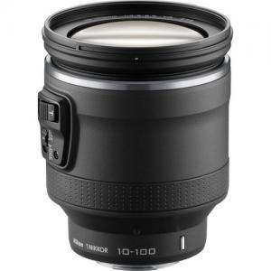 Nikon ニコン カメラレンズ 1 Nikkor VR 10-100mm f 4.5-5.6 PD-Zoom Lens for CX Format