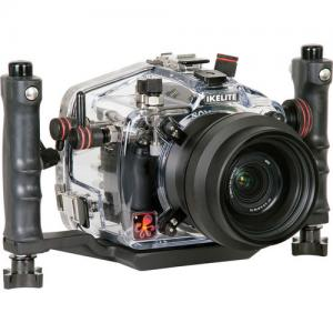 Ikelite イケライト 6842.55 カメラハウジング Underwater Housing for Sony a33 & a55 Cameras