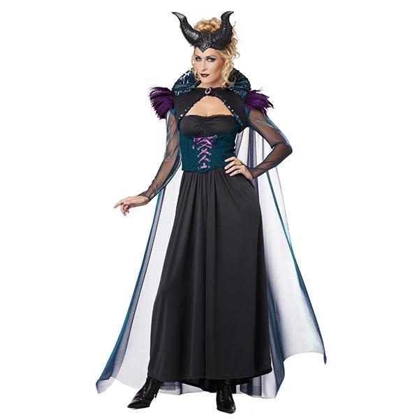 【公認】コスプレ衣装Maleficent マレフィセント オーロラ姫 コスチューム シューズ 映画 大きいサイズ クリスマス ハロウィン アンジェリーナジョリー