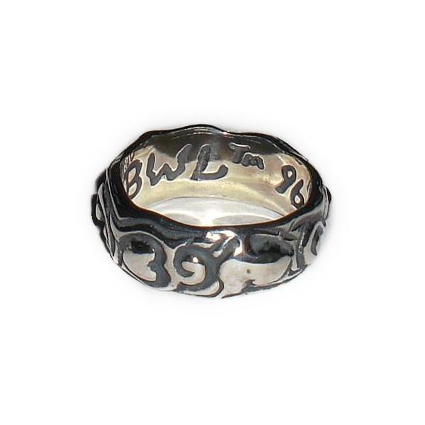 ビルウォール BILL WALL LEATHER ビルウォールレザー BWLR301 HEART リング 指輪