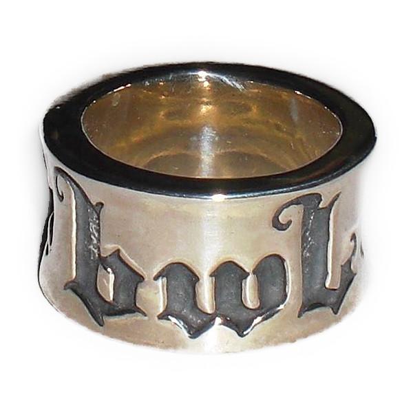 正規品 ビルウォールレザー BILL WALL LEATHER ビルウォール BWLR313 エグゼクティブ BWL リング 指輪 CROSSES