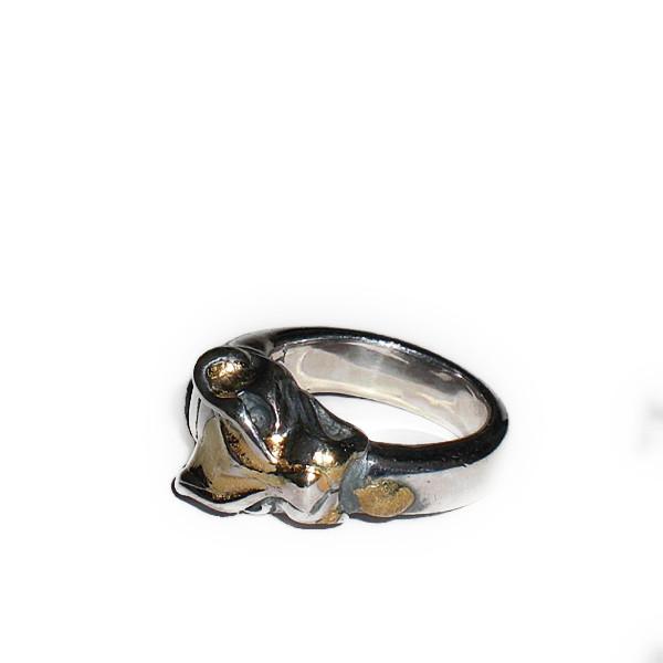 ビルウォール BILL WALL LEATHER ビルウォールレザー BWLR340 サイド パンサー リング 指輪