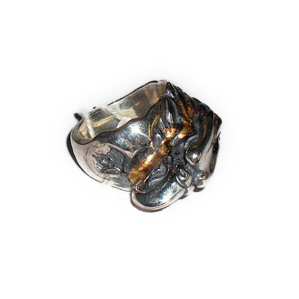 正規品 ビルウォールレザー BILL WALL LEATHER ビルウォール BWLR417 ラージ イーグル リング 指輪 BWL STERLING