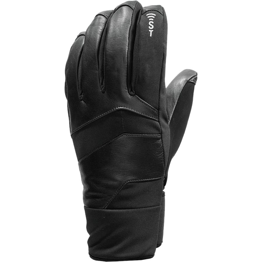 Seirus SoundTouch Xtreme All Weather Edge Glove - Men's Black アウトドア メンズ 男性用 グローブ 手袋 Gloves & Mittens