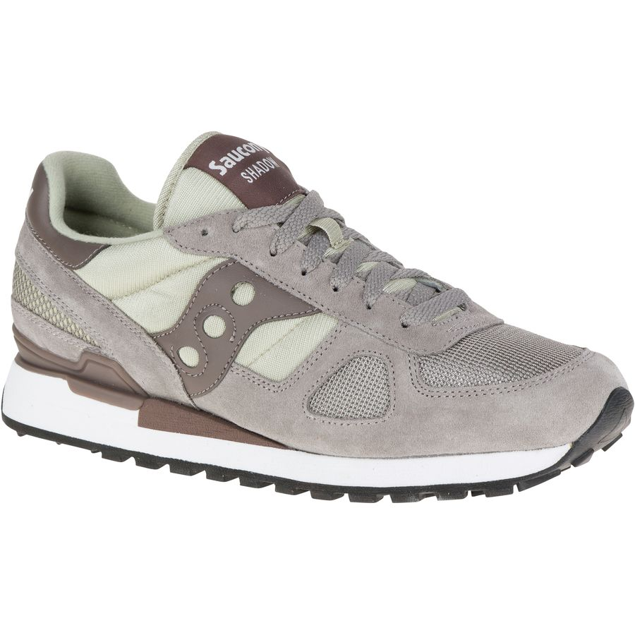 Saucony Shadow Original Shoe - Men's Light Grey Sand アウトドア メンズ 男性用 靴 シューズ ブーツ Boots & Shoes