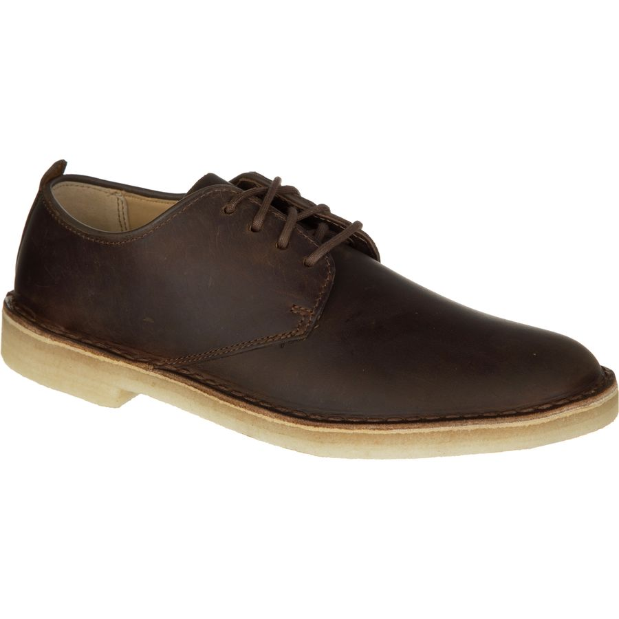 Clarks Desert London Shoe - Men's Beeswax Leather アウトドア メンズ 男性用 靴 シューズ ブーツ Boots & Shoes