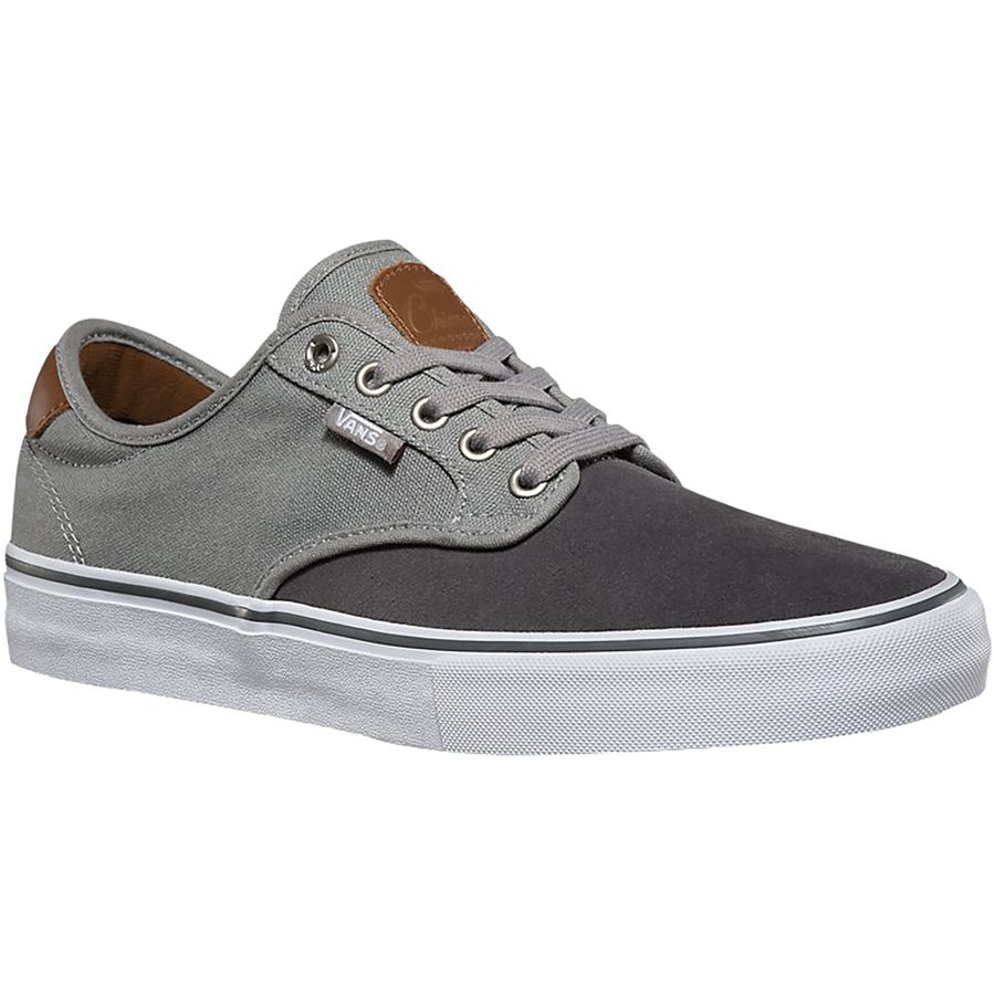 Vans Chima Ferguson Pro Shoe - Men's (Two-tone) Pewter Grey アウトドア メンズ 男性用 靴 シューズ ブーツ Boots & Shoes