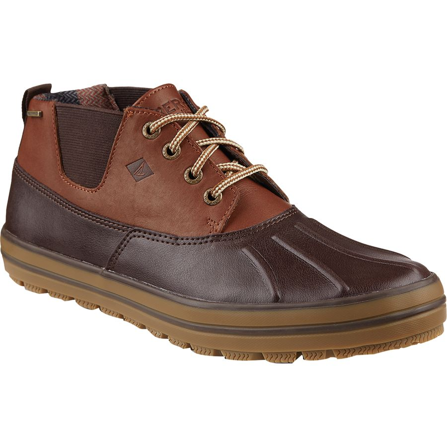 Sperry Top-Sider Fowl Weather Chukka - Men's Brown アウトドア メンズ 男性用 靴 シューズ ブーツ Boots & Shoes