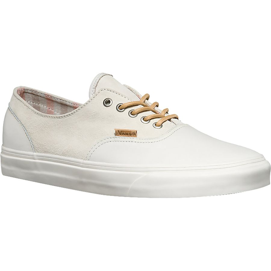 Vans Era Decon DX Shoe (leather Nubuck) Marshmallow Marshmallow アウトドア メンズ 男性用 靴 シューズ ブーツ Boots & Shoes
