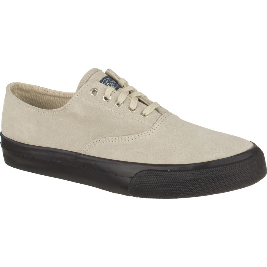 Sperry Top-Sider Cloud CVO Suede Shoe - Men's Dove アウトドア メンズ 男性用 靴 シューズ ブーツ Boots & Shoes