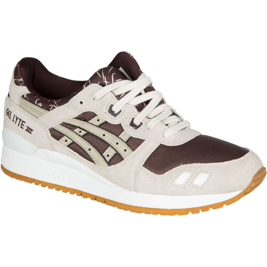 Asics GEL-LYTE III Gold Shoe - Men's Dark Brown Sand アウトドア メンズ 男性用 靴 シューズ ブーツ Boots & Shoes