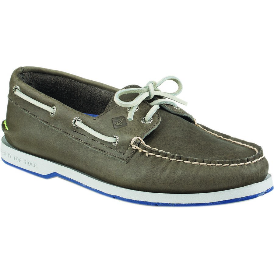 Sperry Top-Sider Captain's A O 2-Eye Shoe - Men's Grey アウトドア メンズ 男性用 靴 シューズ ブーツ Boots & Shoes