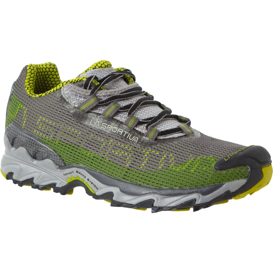 La Sportiva Wildcat Trail Running Shoe - Men's Turtle アウトドア メンズ 男性用 靴 ランニングシューズ Running Shoes