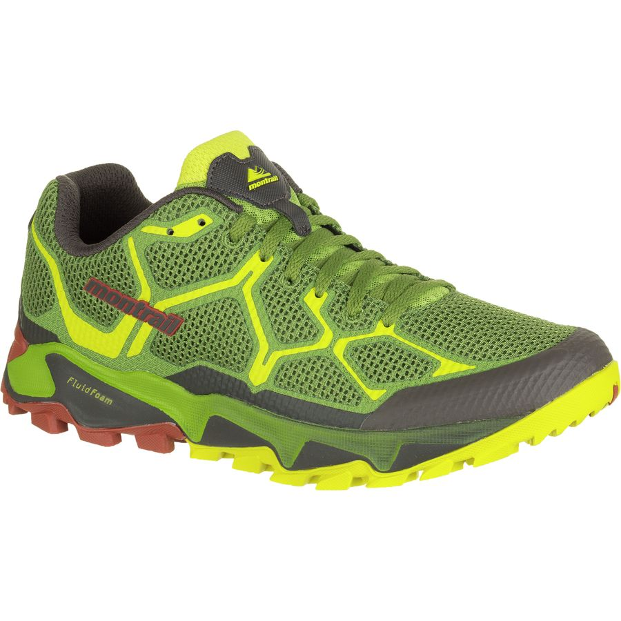 Montrail Trans Alps F.K.T. Trail Running Shoe - Men's Amazon Sanguine アウトドア メンズ 男性用 靴 ランニングシューズ Running Shoes