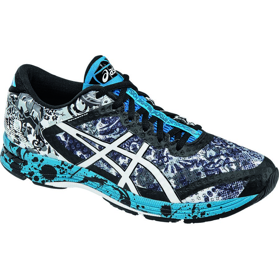 Asics GEL-Noosa Tri 11 Running Shoe - Men's Midgrey White Blue Jewel アウトドア メンズ 男性用 靴 ランニングシューズ Running Shoes
