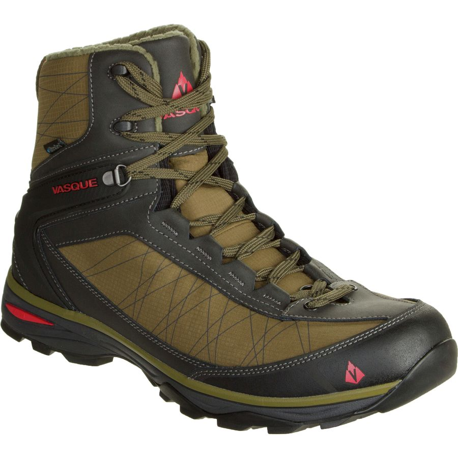 Vasque Coldspark UltraDry Boot - Men's Beech Flame Scarlet アウトドア メンズ 男性用 靴 シューズ ウインターブーツ Winter Boots & Shoes