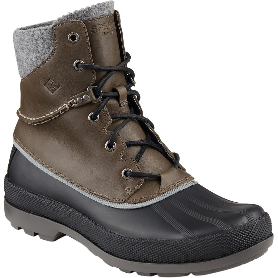 Sperry Top-Sider Cold Bay with Vibram Arctic Grip Boot - Men's Grey アウトドア メンズ 男性用 靴 シューズ ウインターブーツ Winter Boots & Shoes