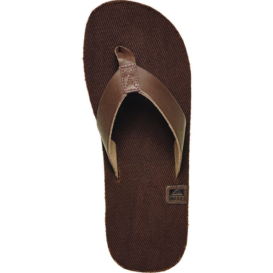 最新人気 Reef McClurg Flip Flop - Men's Flop Dark McClurg Brown シューズ アウトドア メンズ 男性用 靴 シューズ サンダル Sandals, NaNa-International:ec5bccec --- canoncity.azurewebsites.net
