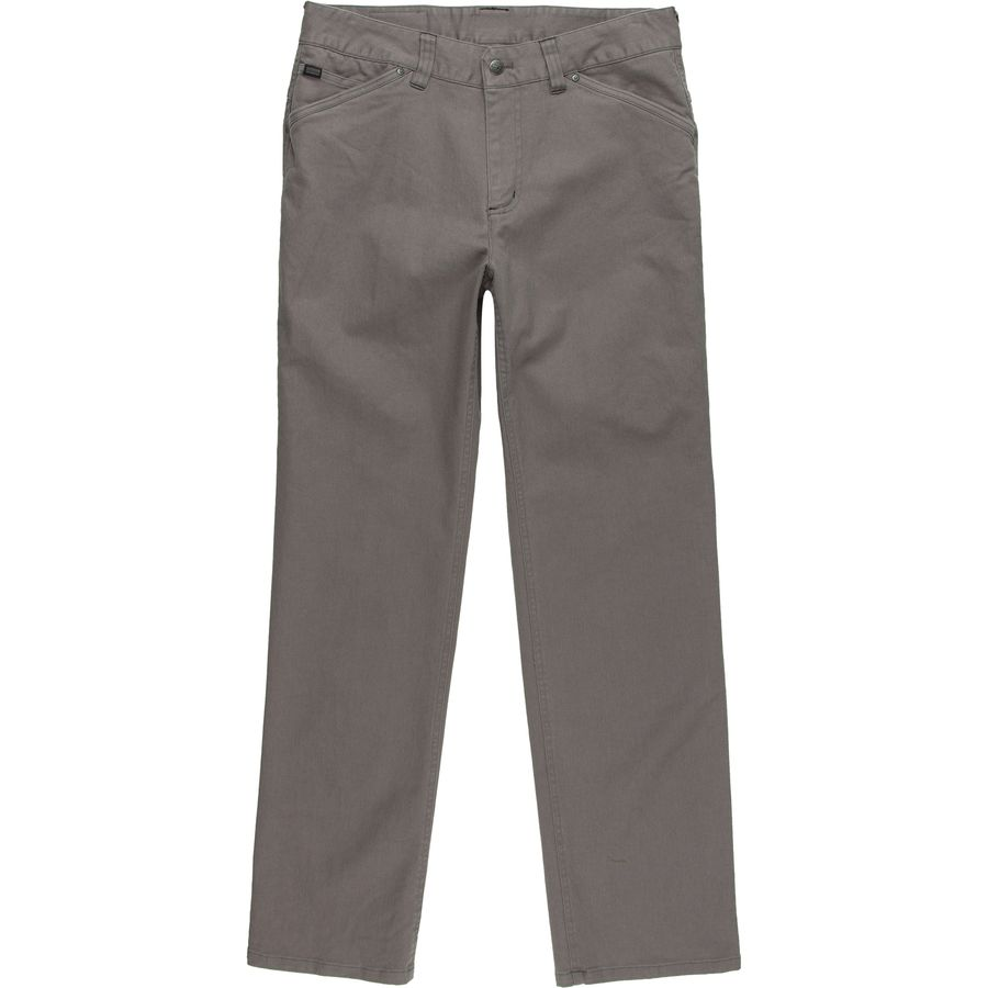 Outdoor Research Stronghold Twill Pant - Men's Pewter アウトドア メンズ 男性用 パンツ ズボン スラックス Casual Pants