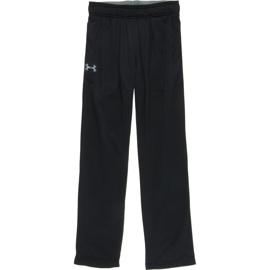 Under Armour Lightweight Armour Fleece Pant - Men's Black Steel Steel アウトドア メンズ 男性用 パンツ ズボン スラックス Casual Pants