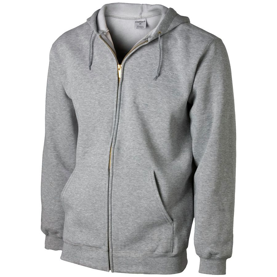 【メール便無料】 Carhartt 男性用 Midweight Full-Zip Hooded Sweatshirt - Men's Sweatshirts Hooded Heather Gray アウトドア メンズ 男性用 パーカー スウェット Hoodies & Sweatshirts, フタツイマチ:ee97968b --- canoncity.azurewebsites.net