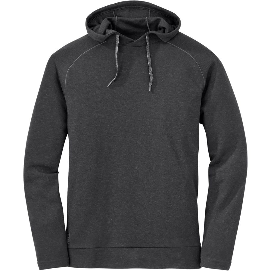 Outdoor Research Blackridge Pullover Hoodie - Men's Charcoal アウトドア メンズ 男性用 パーカー スウェット Hoodies & Sweatshirts