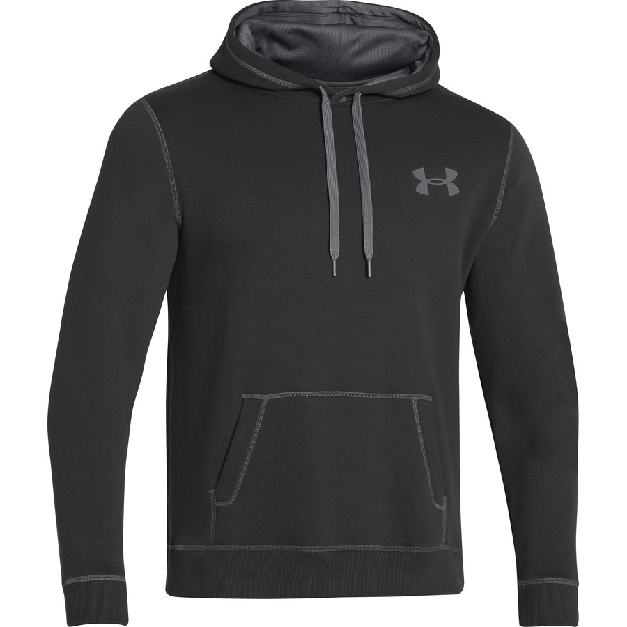 【オープニング 大放出セール】 Under Armour Rival Cotton Pullover Hoodie - Men's Men's Black Hoodies 男性用 Graphite アウトドア メンズ 男性用 パーカー スウェット Hoodies & Sweatshirts, BLUCE&GRACE:f76ce6da --- canoncity.azurewebsites.net