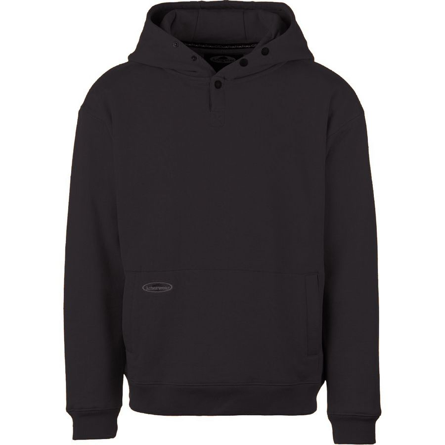 Arborwear Double Thick Pullover Hoodie - Men's Navy アウトドア メンズ 男性用 パーカー スウェット Hoodies & Sweatshirts