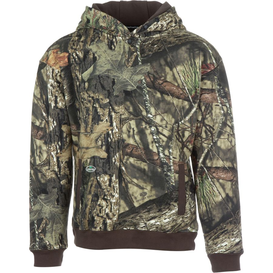 Arborwear Double Thick Mossy Oak Pullover Hoodie - Men's Mossy Oak アウトドア メンズ 男性用 パーカー スウェット Hoodies & Sweatshirts