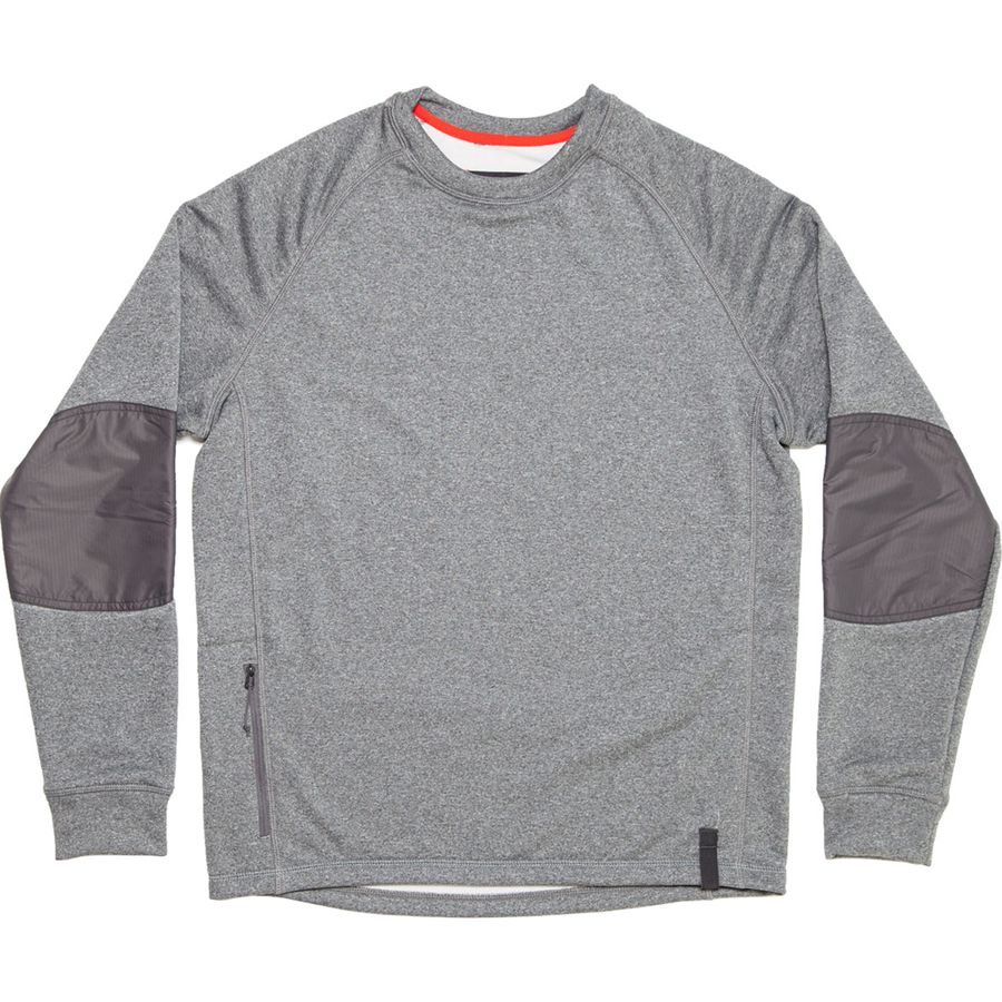Mountain Standard Performance Crew Sweatshirt - Men's Gravel アウトドア メンズ 男性用 パーカー スウェット Hoodies & Sweatshirts
