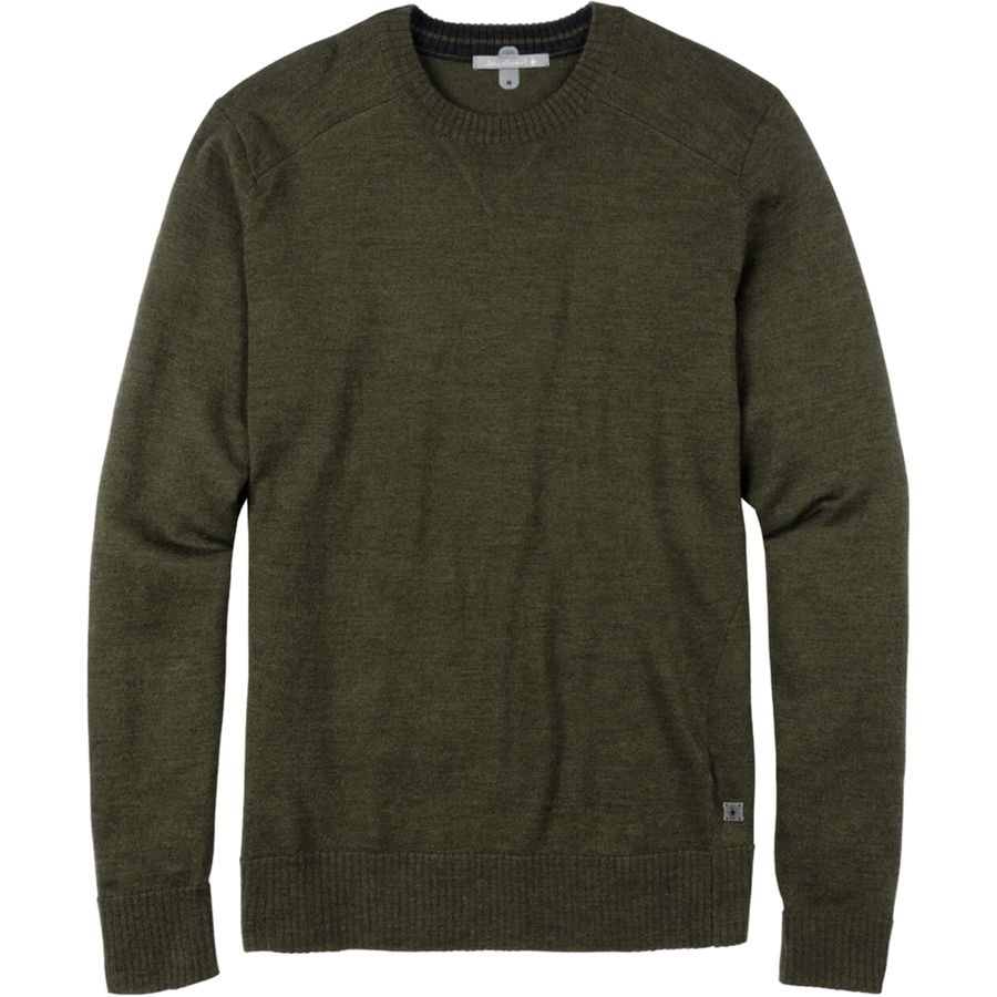 SmartWool Kiva Ridge Crew Sweater - Men's Loden Heather アウトドア メンズ 男性用 セーター Sweaters