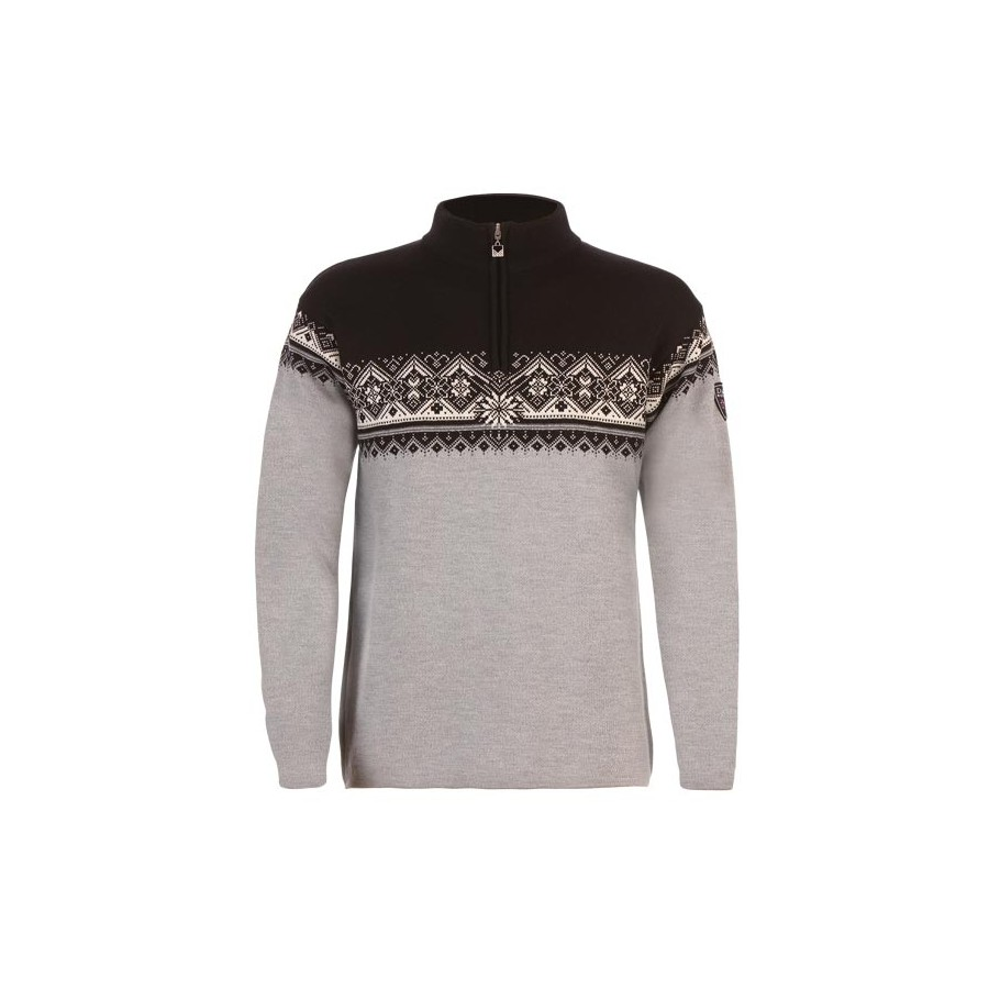 【メール便無料】 Dale Men's of Norway St. Moritz Sweaters Sweater - Men's Metal Black Grey Schiefer Vig Black Off White アウトドア メンズ 男性用 セーター Sweaters, キタガタチョウ:65f71606 --- canoncity.azurewebsites.net