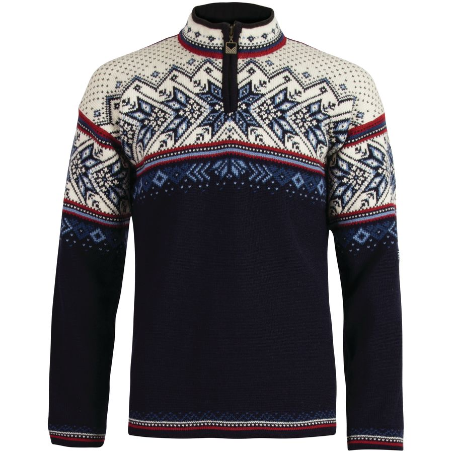 大特価放出! Dale of Off Norway Dale Vail Sweater アウトドア - Men's Midnight Navy Red Rose Off White Indigo China Blue アウトドア メンズ 男性用 セーター Sweaters, 伊勢原市:cd1ad808 --- canoncity.azurewebsites.net