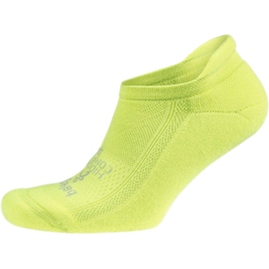 Balega Hidden Comfort Lightweight Running Sock Zesty Lemon アウトドア メンズ 男性用 ソックス 靴下 Socks