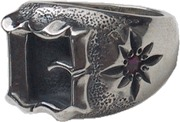 ビルウォールレザー BWL Bill Wall Leather R316 サーティーン 13 リング リミテッドエディション 指輪 シルバー カスタム ハンドクラフト