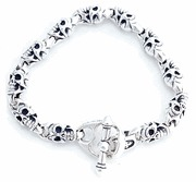 ビルウォールレザー BWL Bill Wall Leather Baby Skull Bracelet Ltd. ブレスレット