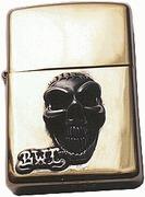 ビルウォールレザー BWL Bill Wall Leather 煙草 ZL116 ブラス Leather グッドラックスカル ZIPPO ZIPPO ライター zippo 真鍮 カスタム タバコ 煙草, 低価格で大人気の:bb92ba87 --- integralved.hu