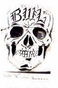 【マラソン全品P5倍】ビルウォールレザー BWL Bill Wall Leather ZL111 リミテッドエィション スカル ZIPPO ライター zippo シルバー カスタム タバコ 煙草