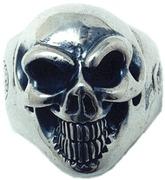 ビルウォールレザー BWL Bill Wall Leather R304 グッドラックスカルリング 指輪 シルバー カスタム ハンドクラフト
