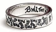 ビルウォールレザー BWL R339 Bill シルバー Wall カスタム Leather R339 ファックリング 指輪 シルバー カスタム ハンドクラフト, 竹田本社 お菓子の城:711f4b41 --- integralved.hu