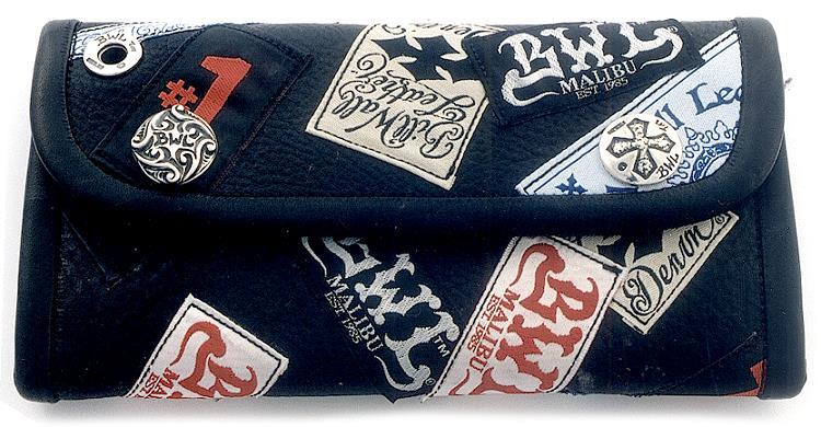 ビルウォールレザー BWL Bill Wall Leather Label Whore Wallet Bill Wall Fine Leather Hand Crafted Wallets
