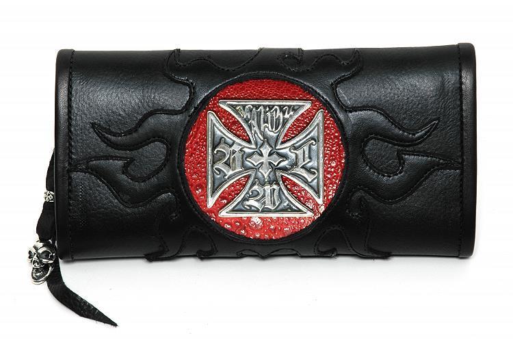 ビルウォールレザー BWL Bill Wall Leather 20th Anniversary with Sun Bill Wall Fine Leather Hand Crafted Wallets