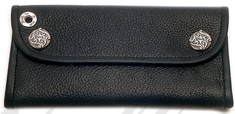 ビルウォールレザー BWL Bill Wall Leather Large Currency Bill Wall Fine Leather Hand Crafted Wallets