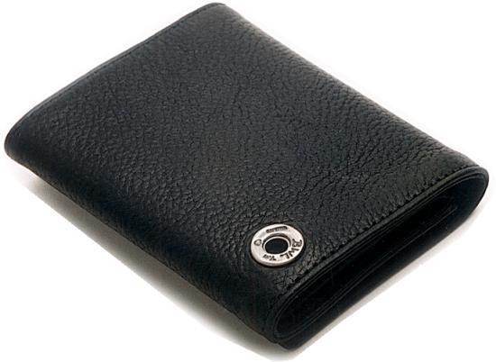 ビルウォールレザー BWL Bill Wall Leather Triple Fold Bill Wall Fine Leather Hand Crafted Wallets
