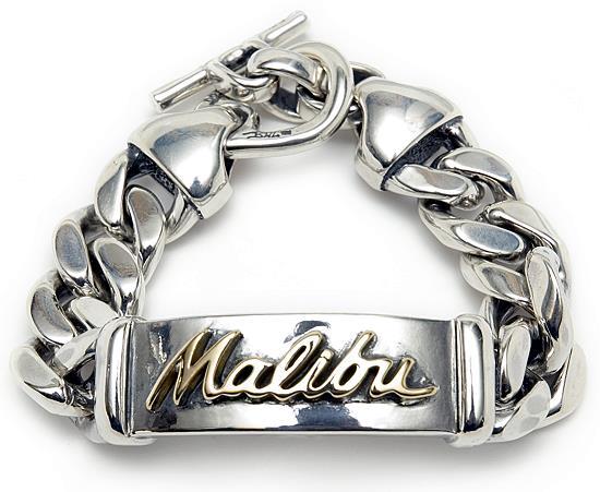 【ポイント5倍】正規品 ビルウォールレザー BILL WALL LEATHER BWL ブレスレット 腕輪 Malibu マリブ