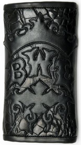 正規品 ビルウォールレザー BILL WALL LEATHER BWL ウォレット 財布 Alligatorアリゲーター Crownクラウン 王冠